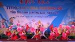 """Hội thi """"Tiếng hát Hoa phượng đỏ"""" tỉnh Trà Vinh lần thứ XXIV năm 2018"""