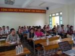 Hội thảo cấp tỉnh môn Ngữ văn tại trường Thực hành Sư phạm