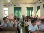 """Câu lạc bộ Văn học tổ chức """"Rung chuông vàng"""""""