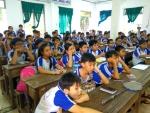 Câu lạc bộ Lí – Hóa – Sinh: Hướng dẫn học sinh làm tên lửa nước