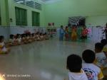 Hội thi giáo viên mầm non dạy giỏi cấp trường