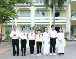 Khen thưởng học sinh tiêu biểu tháng 11