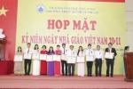 Trường Thực hành Sư phạm tổ chức buổi lễ kỉ niệm 36 năm ngày Nhà giáo Việt Nam (20/11/1982 – 20/11/2018)