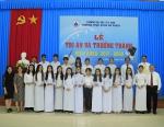 Lắng đọng Lễ Tri ân và Trưởng thành niên khóa 2017- 2020