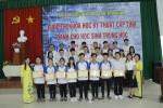 Học sinh Trường Thực hành Sư phạm đạt 15 giải thưởng trong cuộc thi Khoa học kĩ thuật cấp tỉnh dành cho học sinh trung học