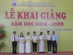 Lễ khai giảng năm học 2019- 2020