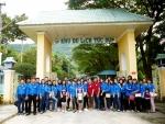 Chi đoàn giáo viên về nguồn tại An Giang và Kiên Giang