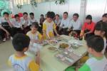 """Hội thảo chuyên đề """"Đổi mới hình thức tổ chức bữa ăn cho trẻ"""""""