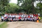 Học sinh khối lớp 5 trải nghiệm thực tế tại Thành phố Hồ Chí Minh