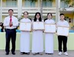 Lễ chào cờ đầu tiên của học kỳ II  năm học 2019-2020