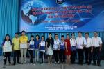 Học sinh trường Thực hành Sư phạm với cuộc thi Khoa học Kĩ thuật cấp Quốc gia