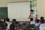 Trường Thực hành Sư phạm Tư vấn hướng nghiệp cho học sinh khối 12