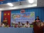 Hội thảo cấp tỉnh môn Ngữ Văn THCS lần I năm 2019