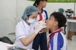 Khám sức khỏe răng miệng cho học sinh khối Tiểu học