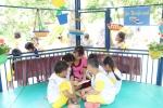 Thư viện Xanh cho trẻ khối Mầm non