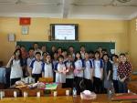 Kiểm tra và dự giờ giảng dạy Khởi nghiệp tại Trường Thực hành Sư phạm