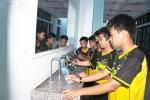 Hệ thống nước ăn uống Trường Thực hành Sư phạm đạt quy chuẩn