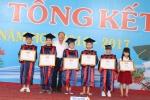 Lễ tổng kết năm học 2016 -2017