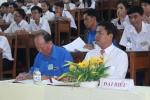 Hội nghị Hiệp thương Hội liên hiệp Thanh niên Việt Nam trường Thực hành Sư phạm nhiệm kỳ 2017-2018