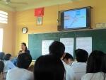 Trường Thực hành Sư phạm tổ chức Hội giảng cấp tỉnh môn tiếng Anh